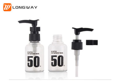 Travel Size Perfume Spray Bottle Air Travel Bottle Set With Cream Jars 50ML