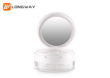 China Magic DIY Air Cushion Foundation Compact Case With Sponge Wear Resistance factory