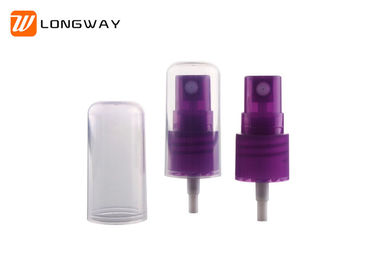 China Plastic Mico Spray Fine Mist Water Sprayer , Perfume Pump Sprayer 0.1-0.15ml/T distributor