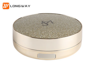 China Recyclable Round Empty Cushion Compact Case For Bb Foundation Powder distributor