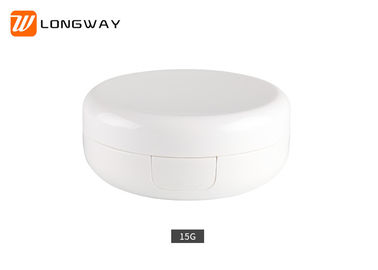 China Lightweight Air Cushion Foundation Case , White Cushion Foundation Container factory
